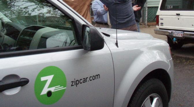 Zipcar Hero